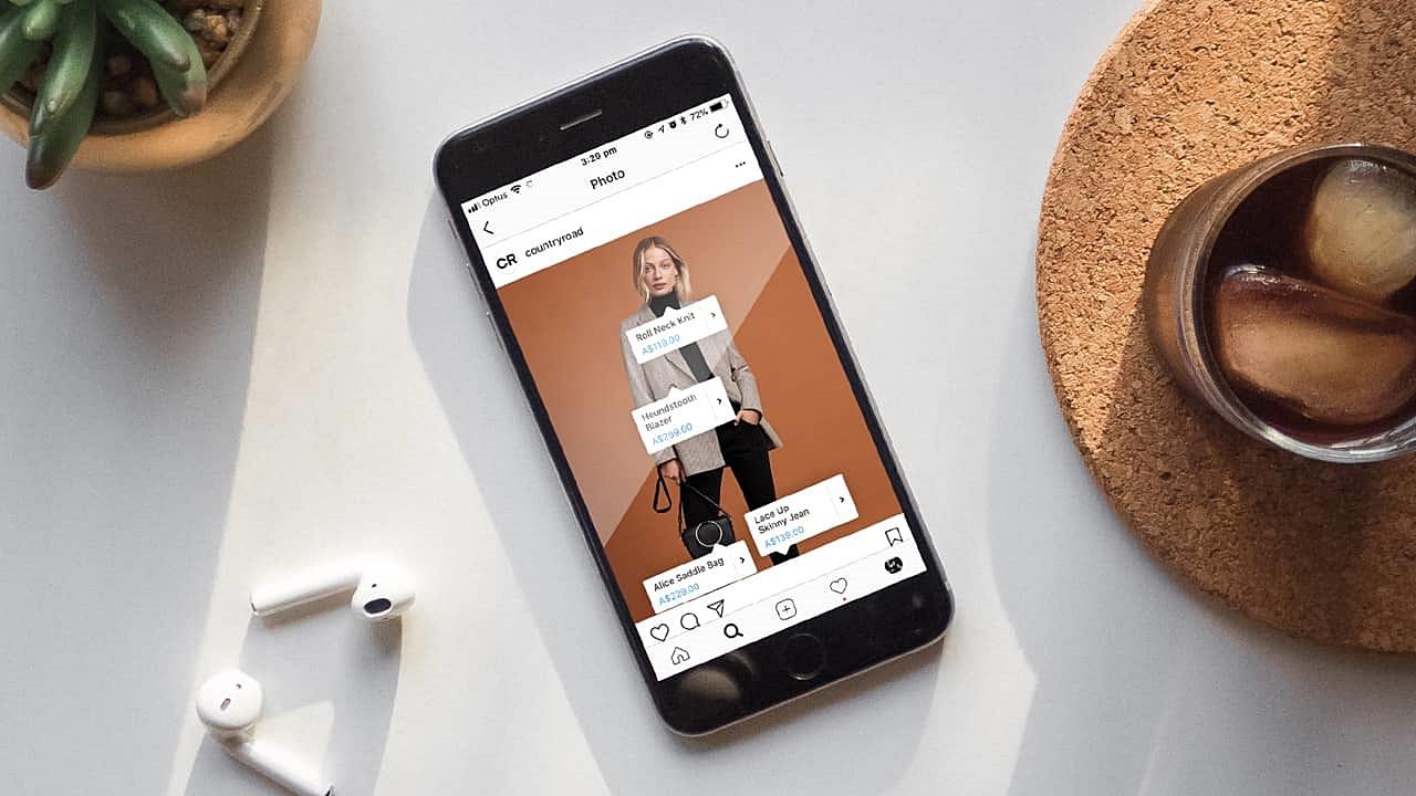 Instagram hesaplar arasında geçiş