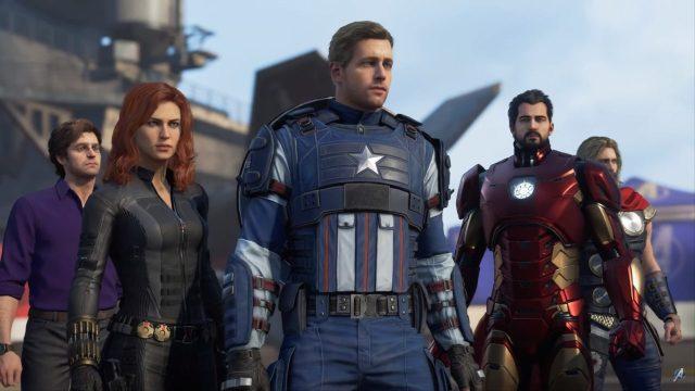 marvel's avengers, Intel teknolojileri