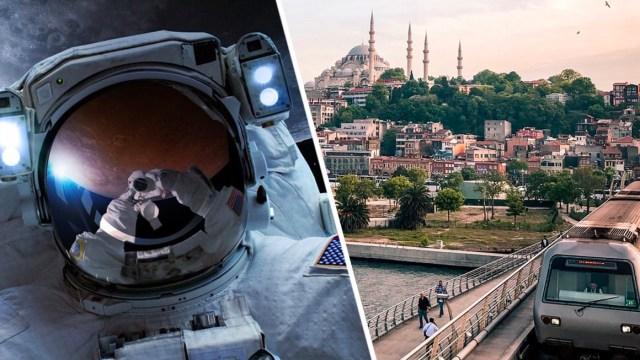 NASA Space Apps yarışmasının Türkiye ayağı başlıyor!