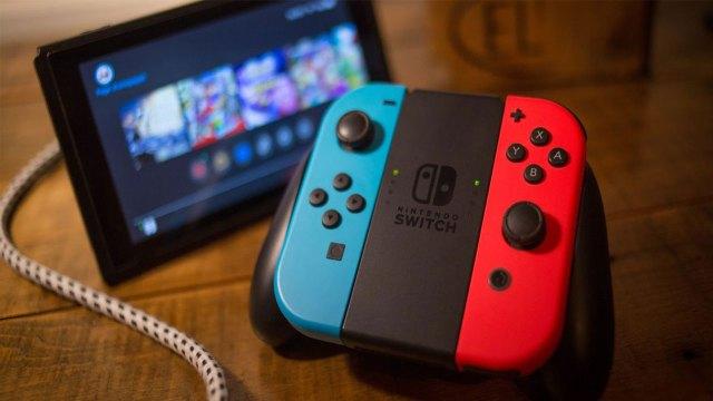 Nintendo Switch üretim