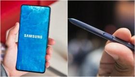 Samsung Galaxy S21 ve S Pen Stylus bir araya geldi