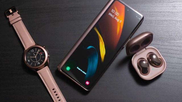 Samsung Galaxy Z Fold 2 Geekbench testi ortaya çıktı
