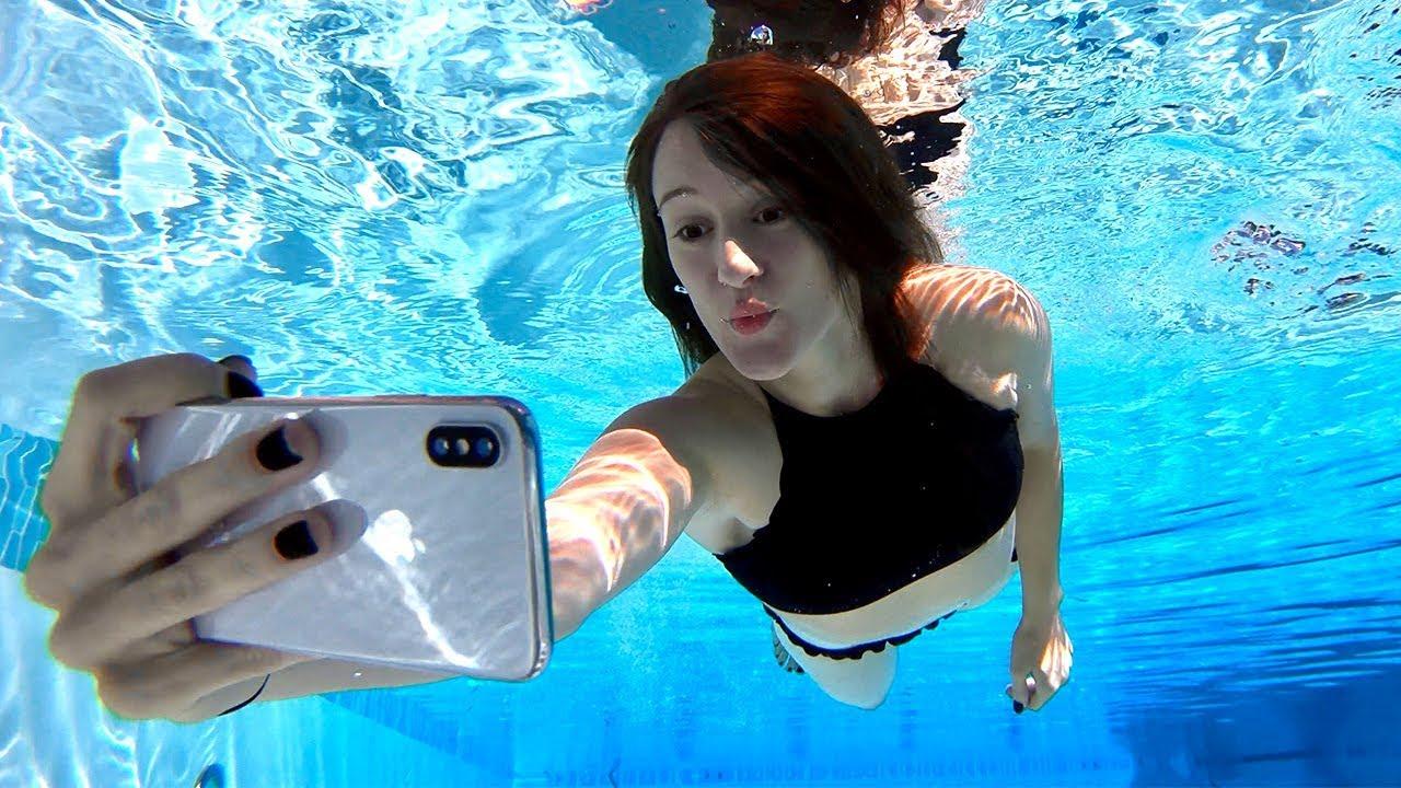Apple, iPhone ile su altı fotoğrafçılık alanına girecek! 1