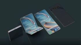 """Oppo'nun katlanabilir telefonu için """"menteşe"""" patenti"""