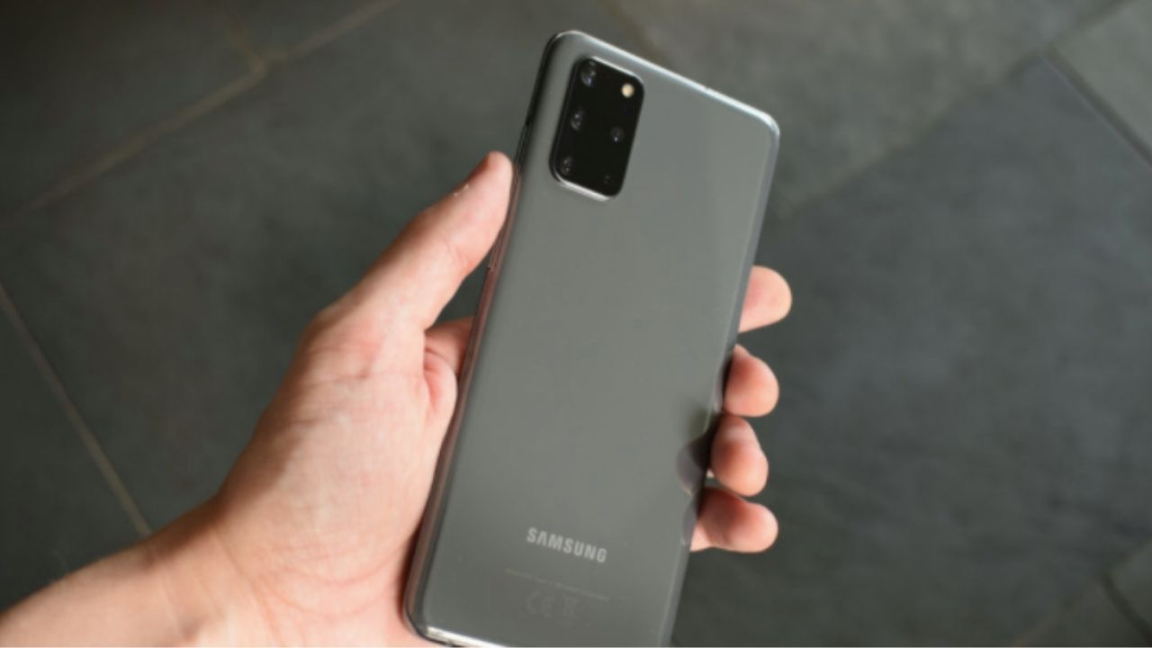 Samsung Galaxy S30 Plus bu biçimde görünecek! 1