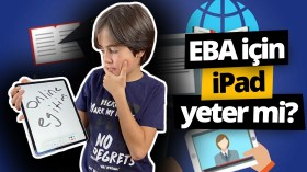 11 yaşındaki Kerem'den EBA ve tablet tavsiyeleri!