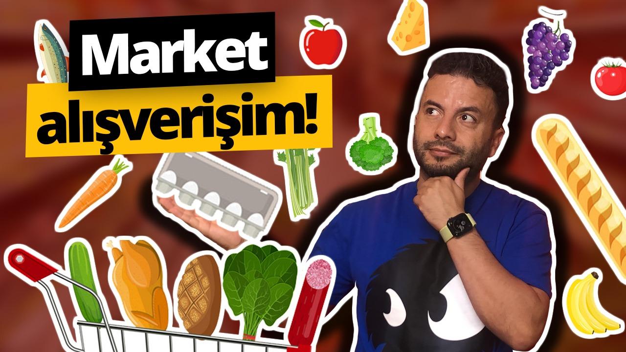 Online market alışverişi artık çok kolay! 1