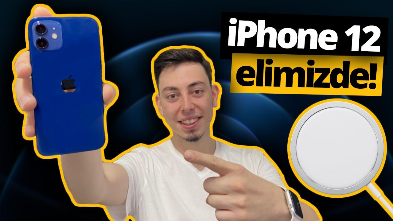 iPhone 12 özellikleri, iPhone 12 kutu