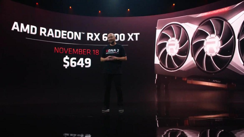 AMD Radeon RX 6800 XT fiyatı