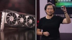 AMD Radeon RX 6800 XT ve RX 6800 tanıtıldı!