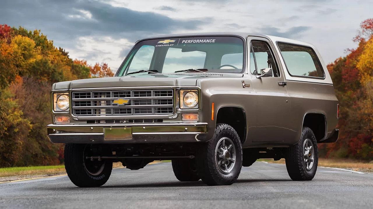 Chevrolet elektrikli motor kiti