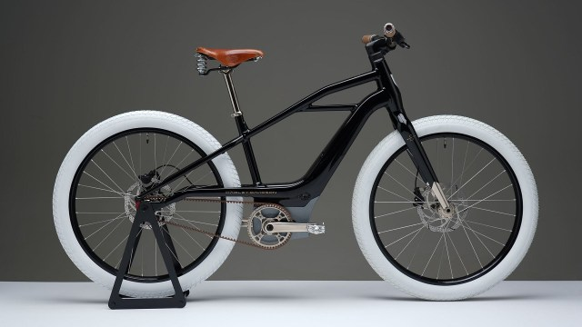 Harley-Davidson Serial 1 elektrikli bisiklet