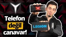 En efsane telefon bu! Lenovo Legion Pro inceleme