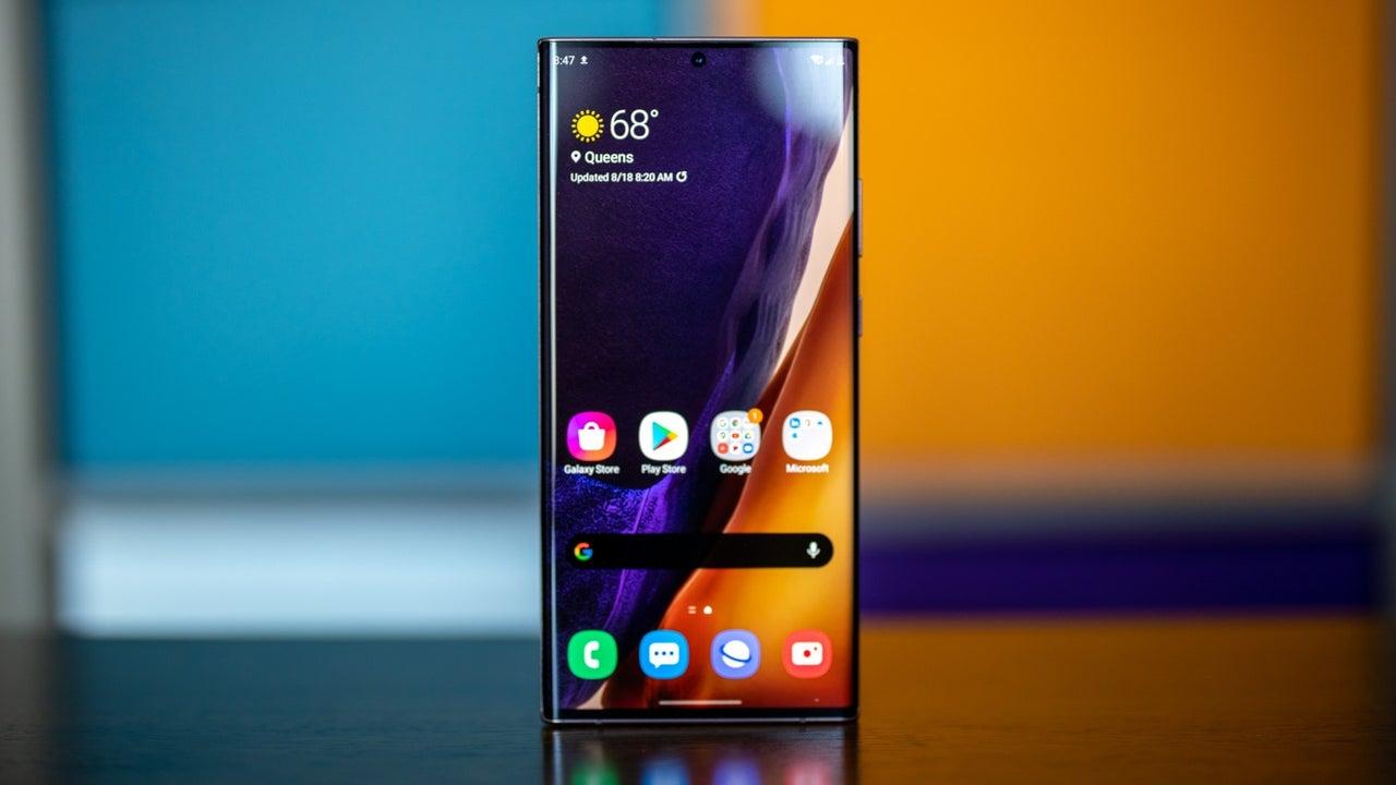Samsung Galaxy Note 20 Ultra'ya batarya dopingi 1