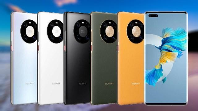 Huawei Mate 40 Pro tanıtıldı; işte özellikleri ve fiyatı