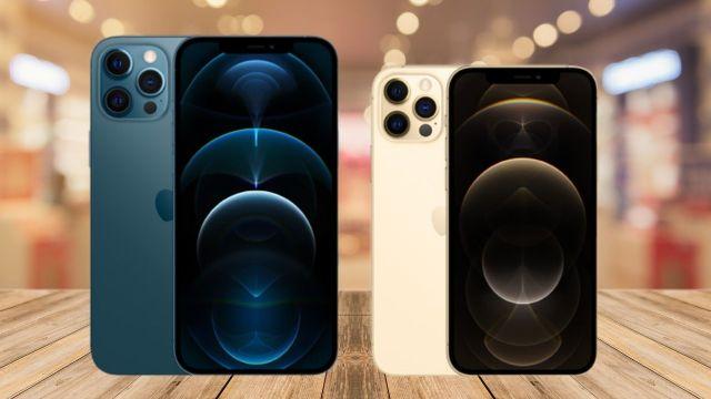iPhone 12 Pro vs iPhone 12 Pro Max karşılaştırması