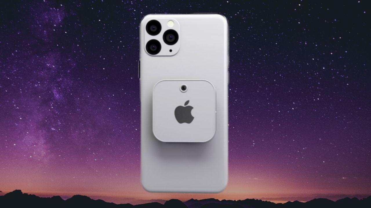 iPhone'u Magic Mouse Mini'ye dönüştüren aparat! 1