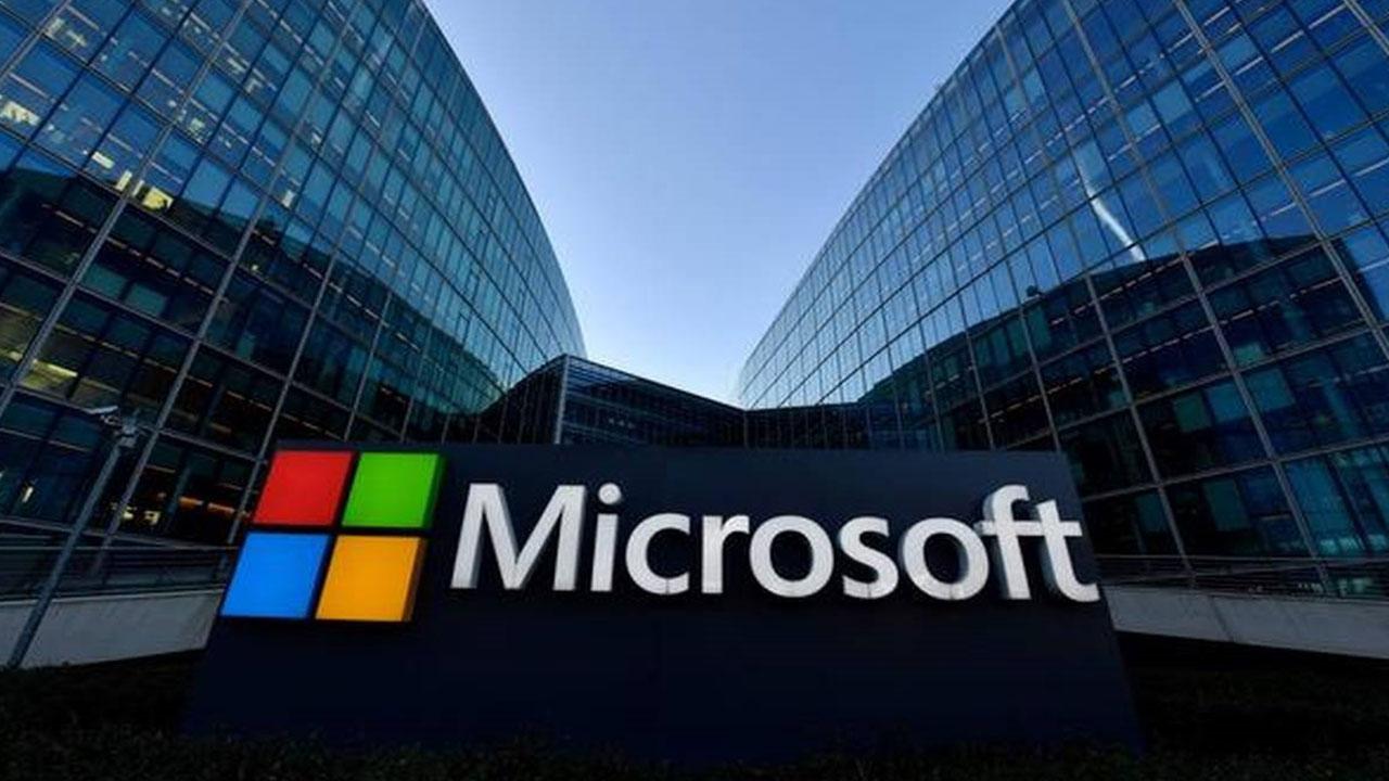 Microsoft siyahi çalışan