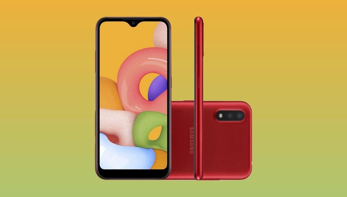 Samsung'dan Galaxy A02 ve M02 atağı: Uygun fiyatlı 1