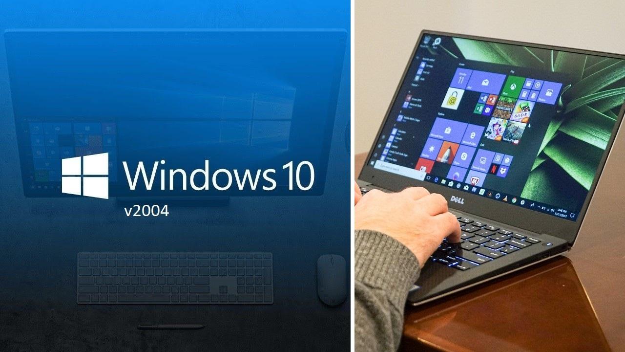 Windows 10 v2004 kullanıcı oranı