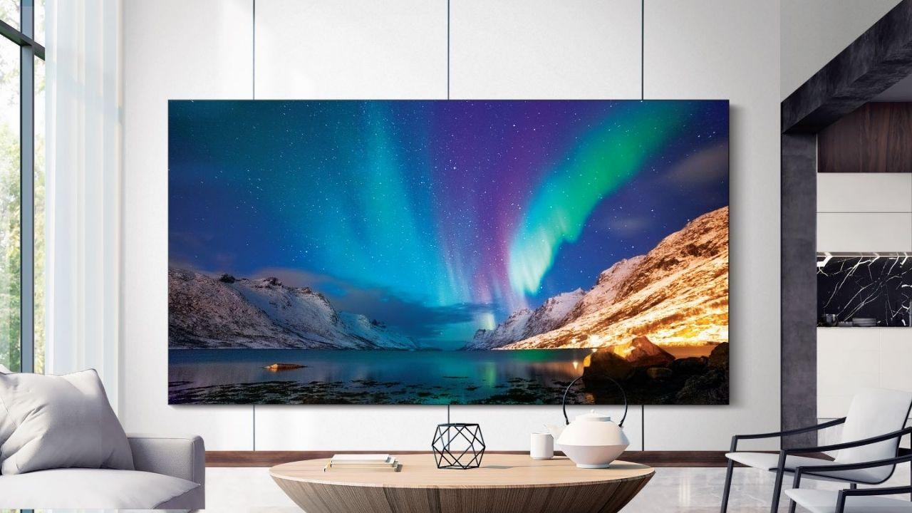 Samsung Mini LED akıllı TV