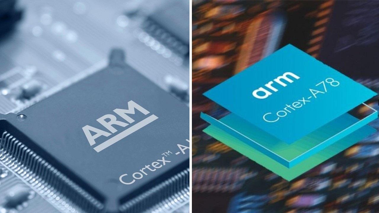 ARM Cortex-A78C işlemcisi