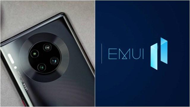 EMUI 11 güncellemesi kritik eşiği aştı