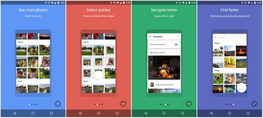 Google Fotoğraflar yapay zeka desteği ile güçlenecek