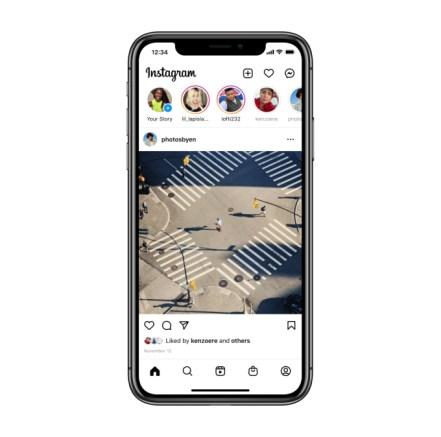 Instagram, Instagram ana ekran, Instagram güncelleme, Instagram reels, Instagram alışveriş