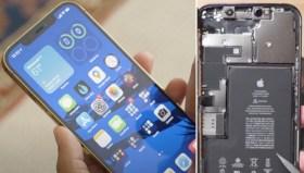 iPhone 12 Pro Max parçalarına ayrıldı; büyük değişiklik!