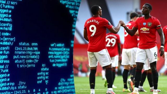 Manchester United'a siber saldırı şoku!