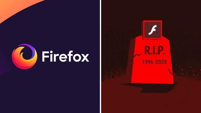 Mozilla Firefox Adobe Flash desteği