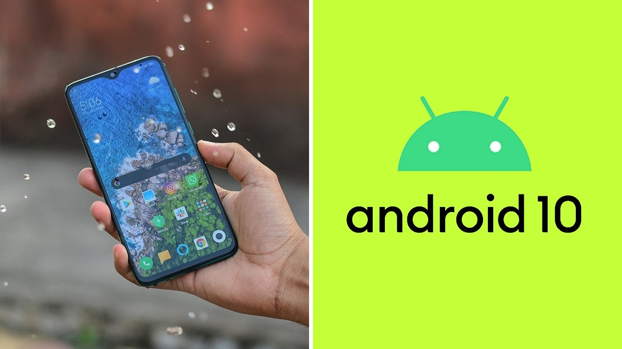 Redmi Note 8 Android 10 güncellemesi