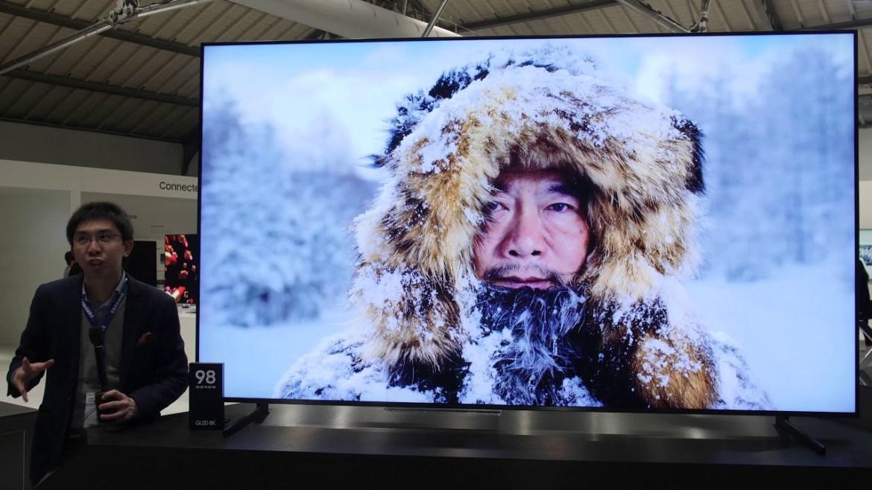 Samsung 2020 model akıllı televizyonlar
