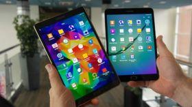 Samsung eski tabletine güncelleme verdi!