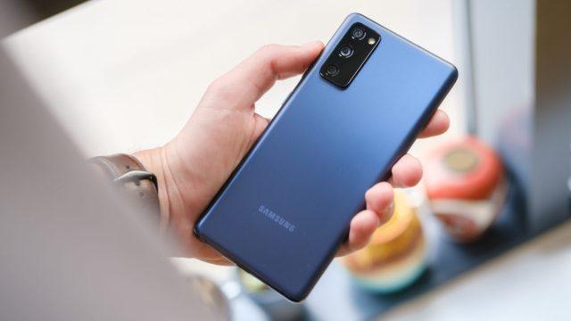 Samsung Galaxy S20 FE dokunmatik sorunu