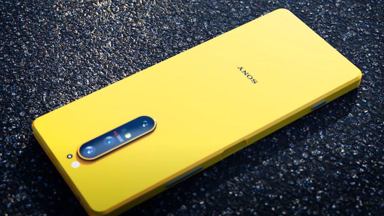 Sony Xperia III