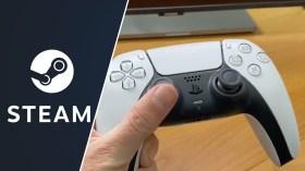 Steam'den DualSense'e destek!