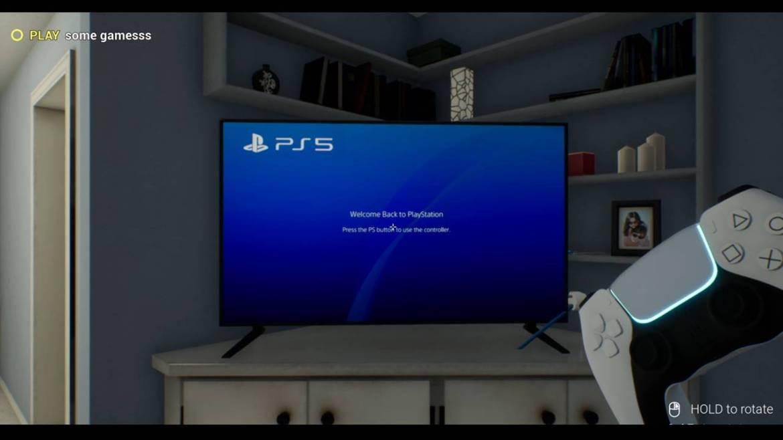 Ücretsiz PlayStation 5 simülatörü