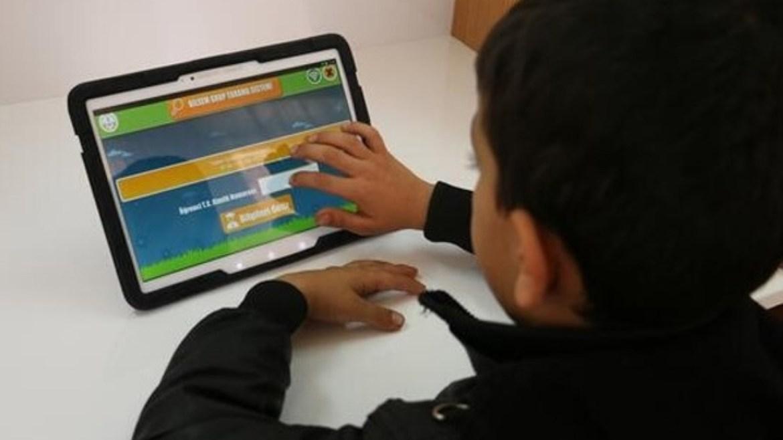 uzaktan eğitim tablet