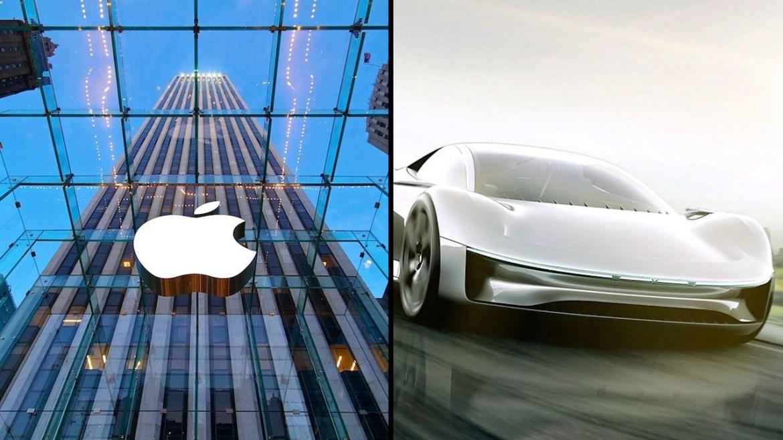 Apple Car batarya teknolojisi