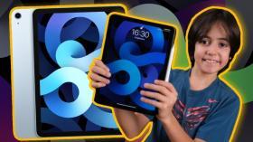 Kerem'in gözünden: Yeni iPad Air (4. nesil) inceleme!