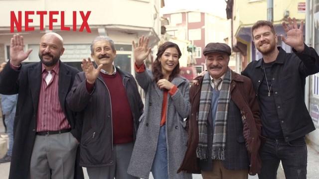 Netflix yeni Türk dizisi 50m2 için tarihi açıkladı