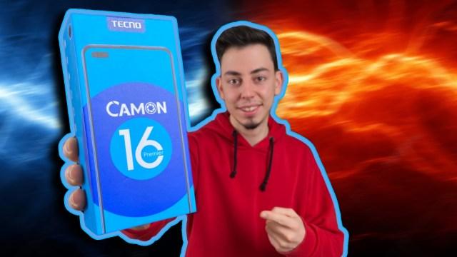 Tecno Camon 16 Premier ile 1 gün – Telefon hediyeli vLog