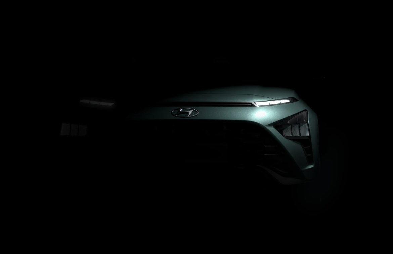 Hyundai Bayon görselleri