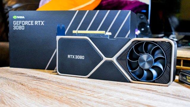 Nvidia GeForce RTX 3080 satış rekoru kırdı