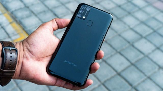 Samsung Galaxy M31 Android 11