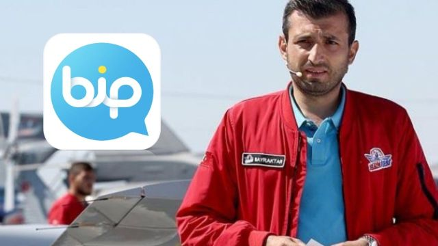 Selçuk Bayraktar da WhatsApp'ı sildi
