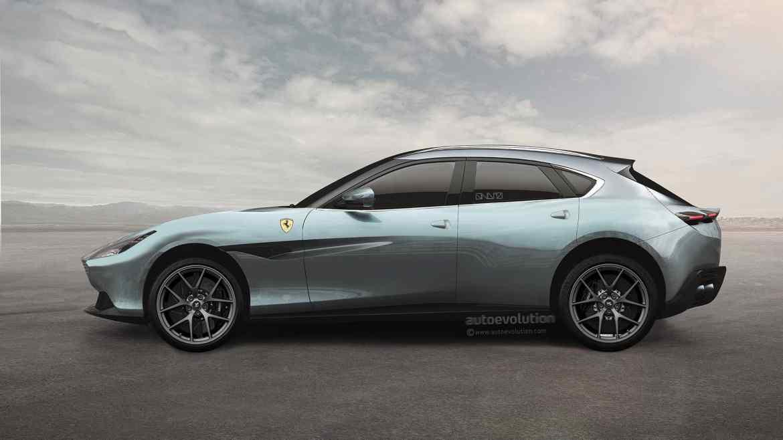 Ferrari, F244 ve F245 SUV modelleri ile gündemde