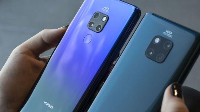 Huawei Mate 20 serisi güvenlik güncellemesi